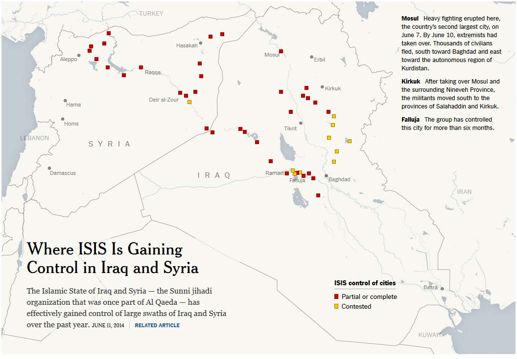 ISIS and their Objectives