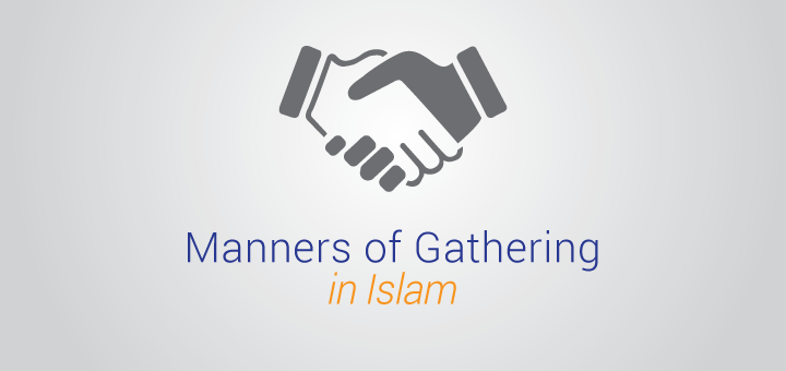 Manners and etiquette in islam
