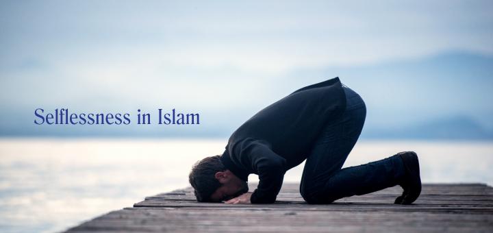 Selflessness in Islam