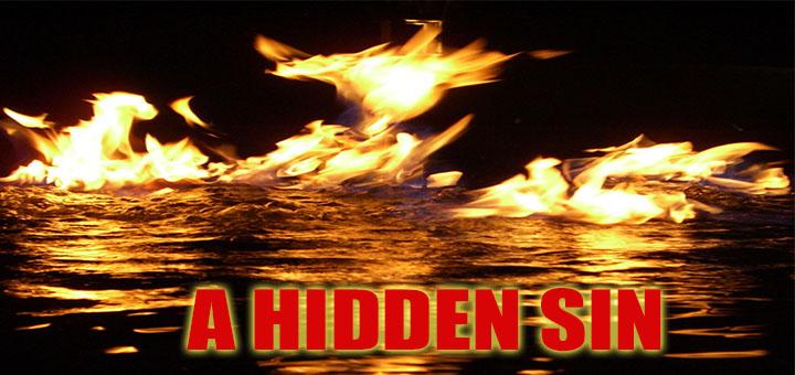 A Hidden Sin