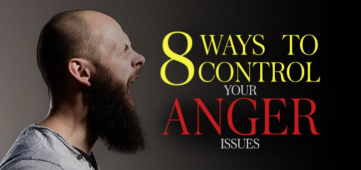control your anger issues