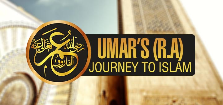 Umar ibn al Khattab journey to Islam