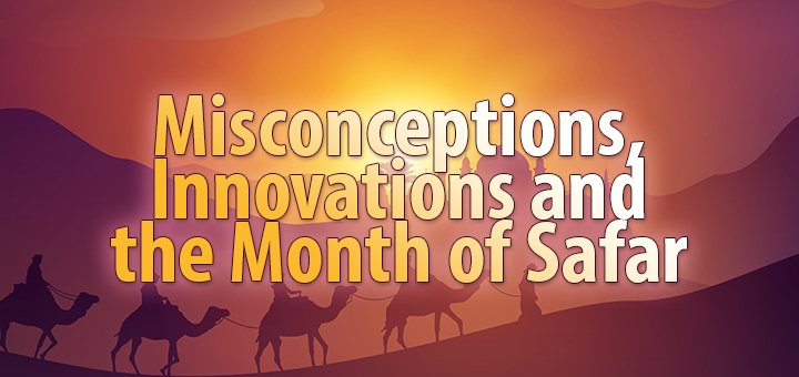 superstitions about month of Safar