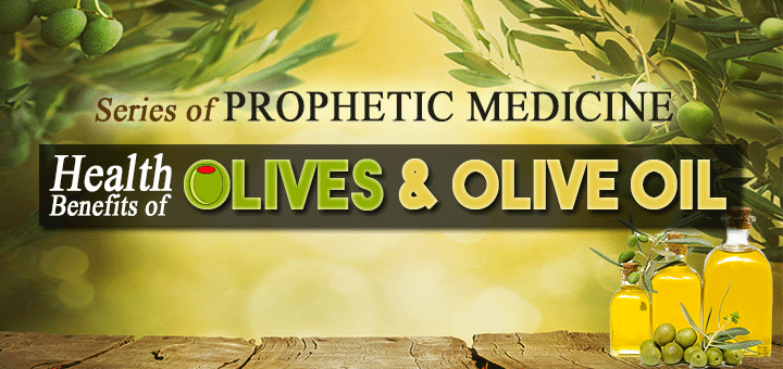 benefits olives and oil