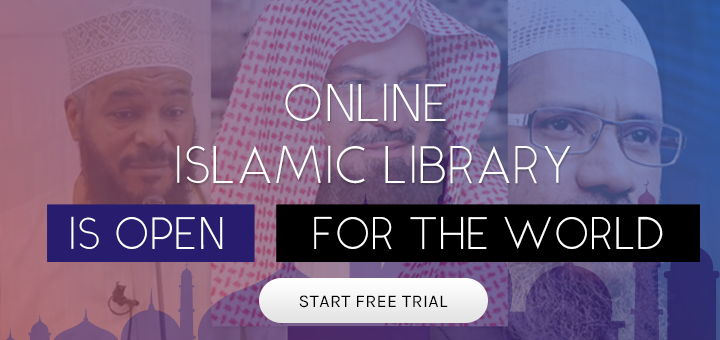 best online Islamic library