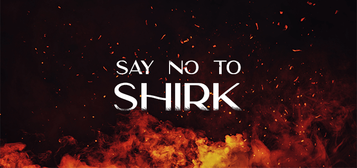 Say No to Shirk