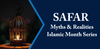 Safar – Myths & Realities – Islamic Month Series