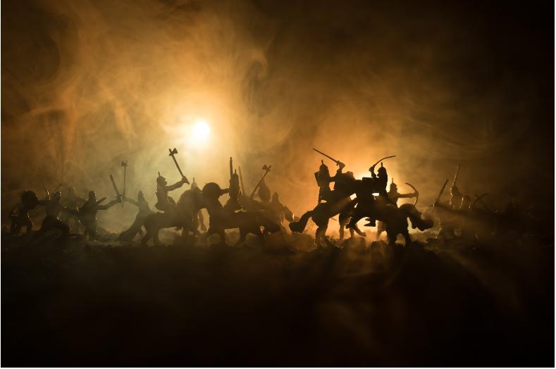 islamic battle