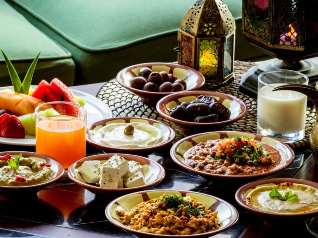 Islamic meal