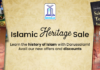 Islamic Heritage Sale