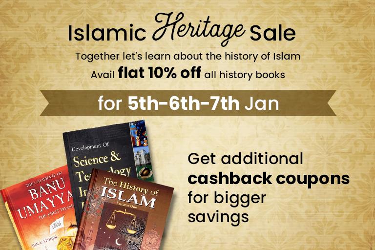 Islamic heritage sale!