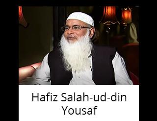 Hafiz Salah ud din Yousaf