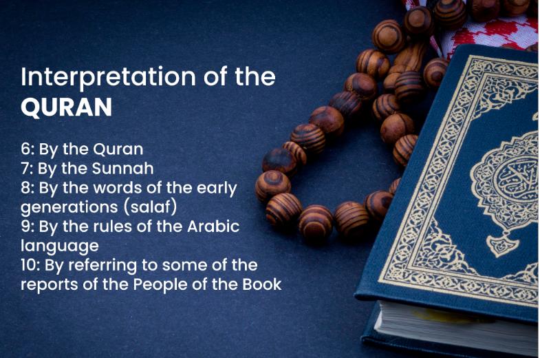 Interpretation of the Quran
