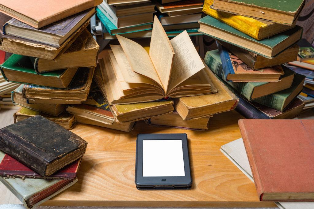 ebook vs paper book