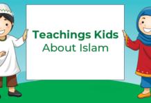 teaching kids about Islam
