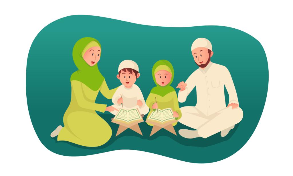 teachings kids Islam