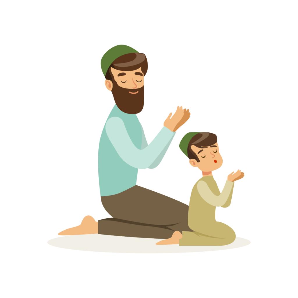 teaching kids islam